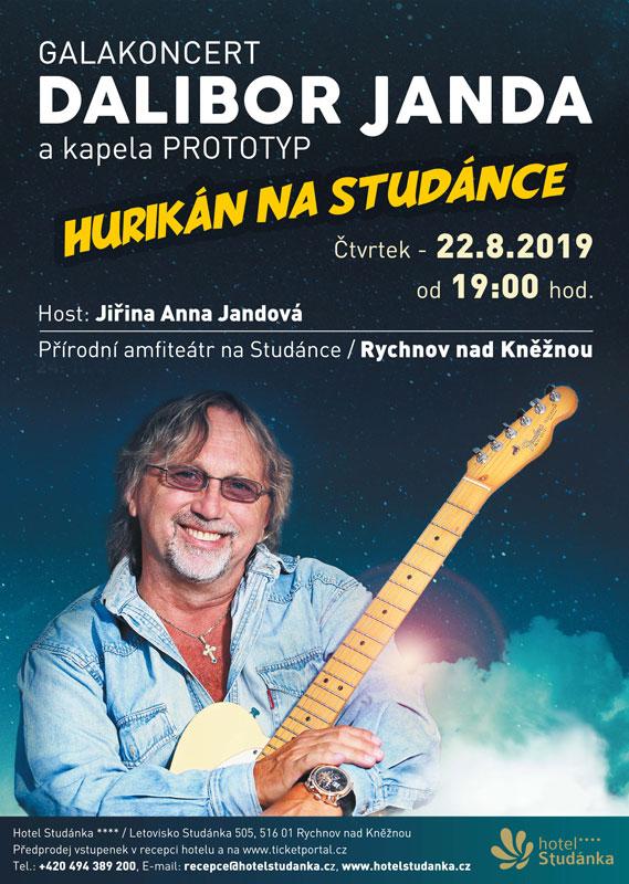 picture Galakoncert Dalibor Janda a kapela Prototyp