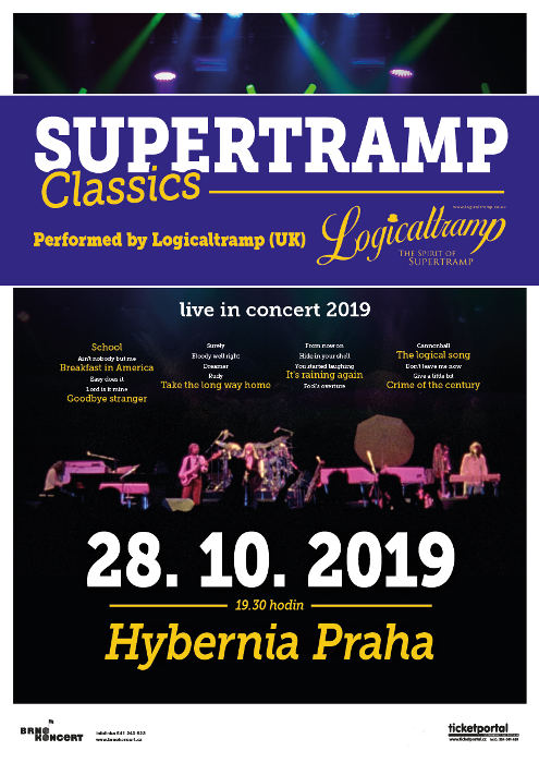 picture SUPERTRAMP CLASSICS (UK)