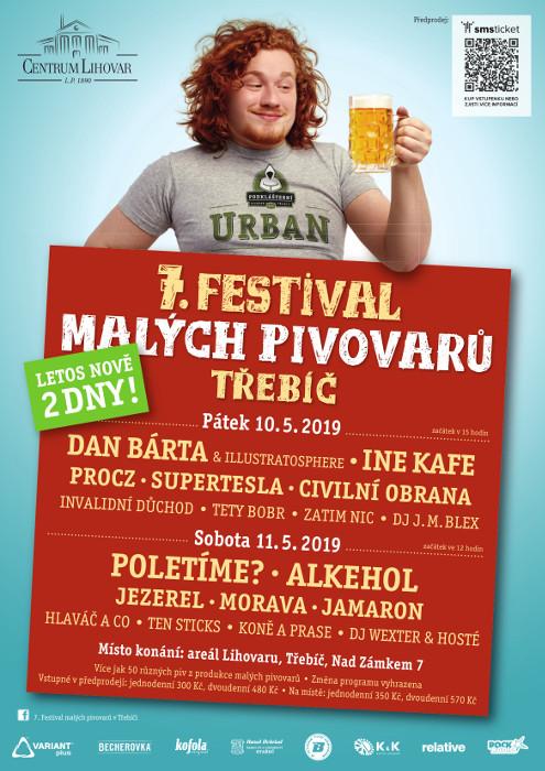 picture 7.Festival Malých Pivovarů v Třebíči