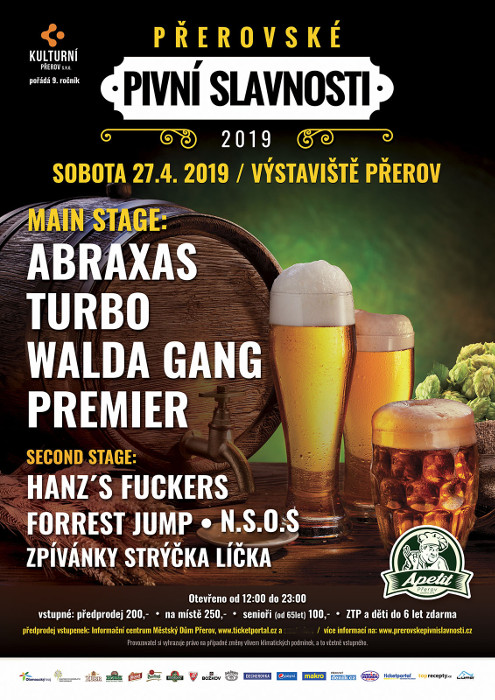 picture Přerovské pivní slavnosti 2019