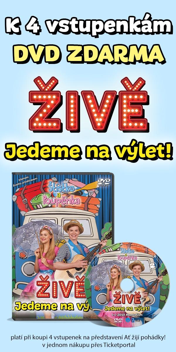 picture Štístko a Poupěnka - Ať žijí pohádky!