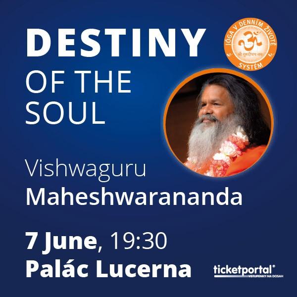 picture Vishwaguru Maheshwarananda: OSUD DUŠE - přednáška