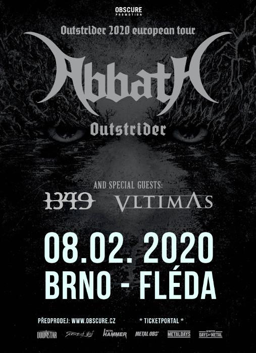 picture ABBATH (NO) + 1349 (NO) + VLTIMAS (INTERNATIONAL)