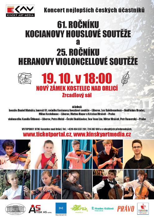 picture Čeští vítězové Kocianovy a Heranovy soutěže 2019