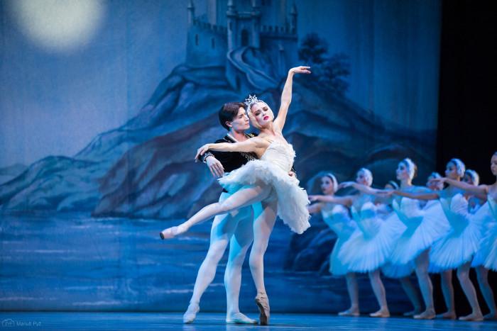 picture St. Petersburg Festival Ballet - Labutí jezero
