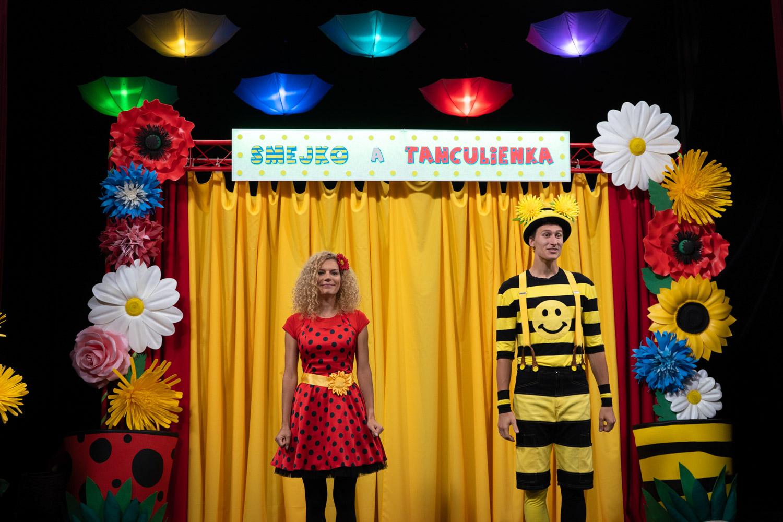 picture Smejko a Tanculienka - Všetko najlepšie!