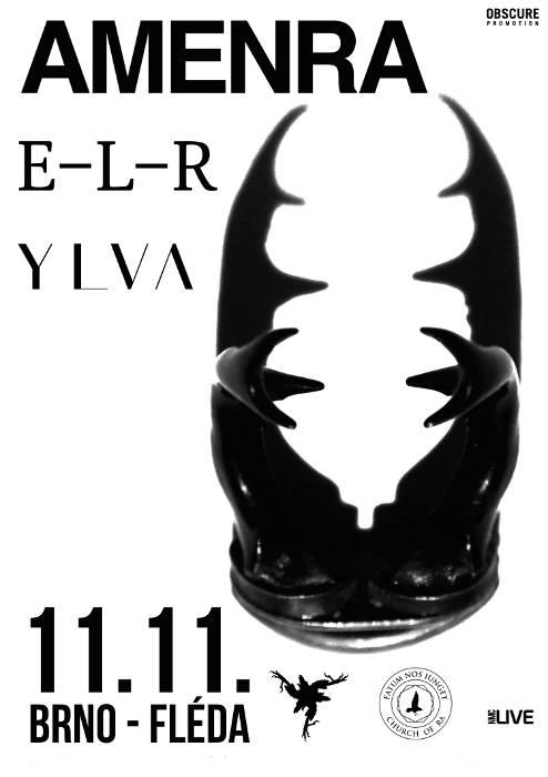 picture AMENRA (BEL) + E-L-R (SWI) + YLVA (AUS)