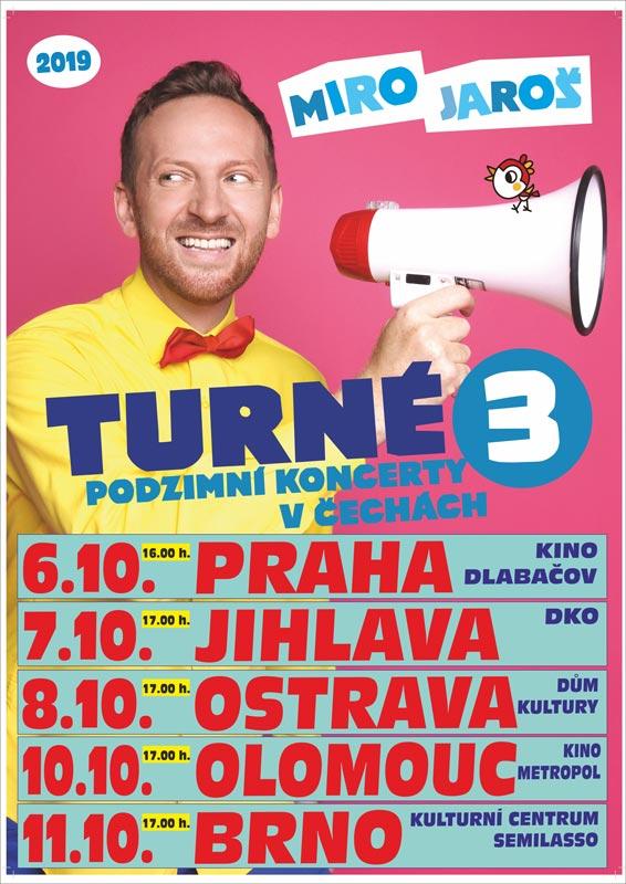 picture MIRO JAROŠ -Turné 3-CZ