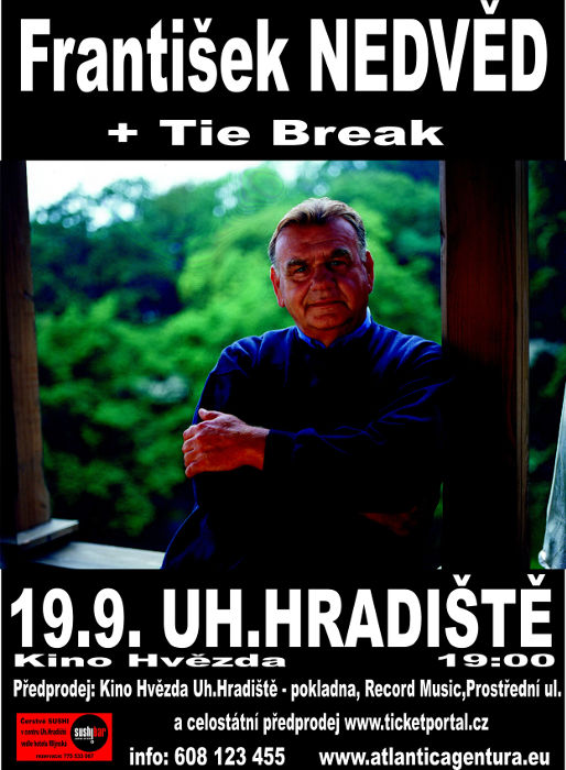 picture František Nedvěd + Tie Break