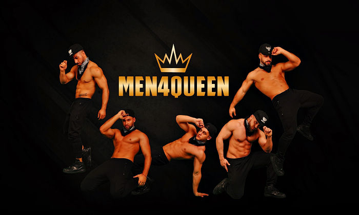 picture MEN4QUEEN CESTA KOLEM SVĚTA
