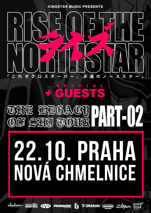 picture RISE OF THE NORTHSTAR (FRA) + special guests