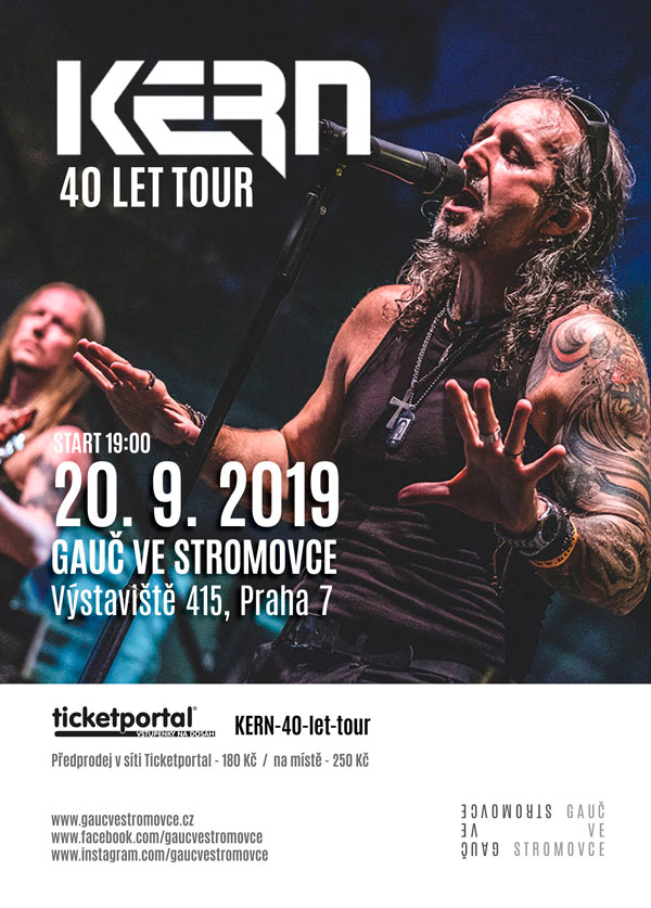 picture KERN – 40 let tour