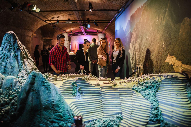 picture POKLAD INKŮ výstava Brno
