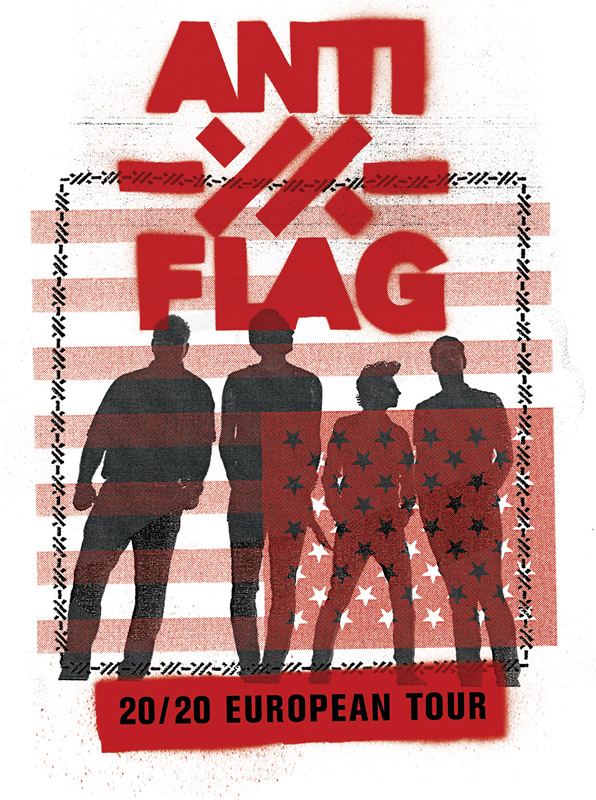 picture ANTI-FLAG