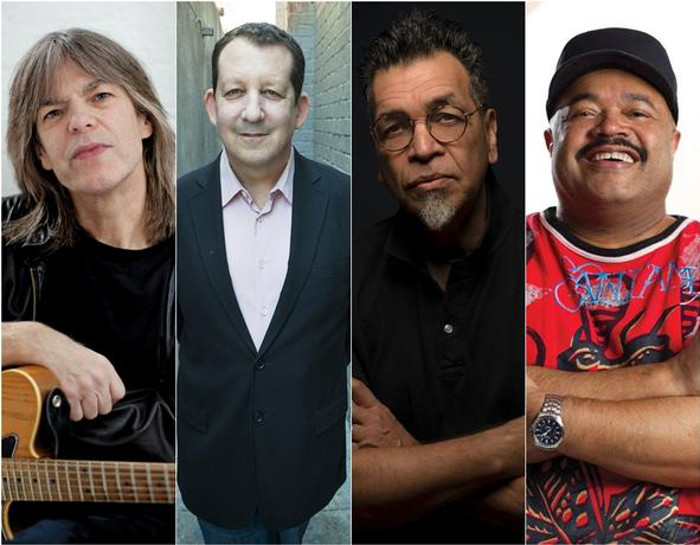 picture Mike Stern & Jeff Lorber Fusion Project