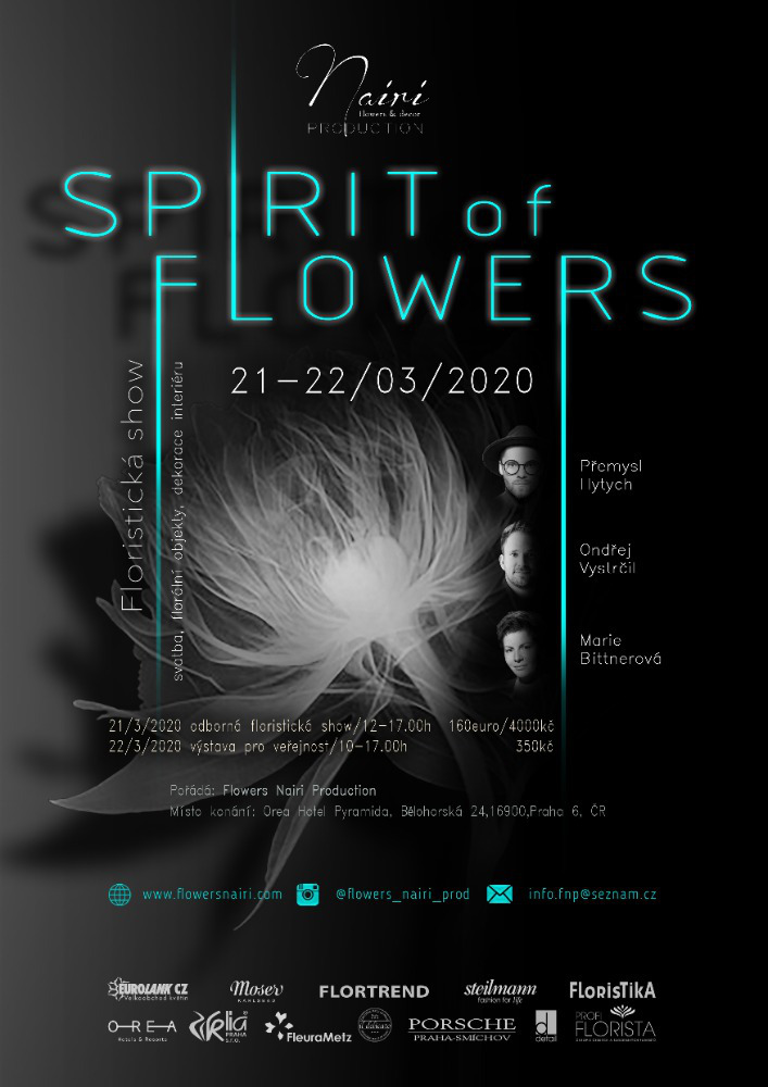picture SPIRIT OF FLOWERS - FLORISTICKÁ SHOW