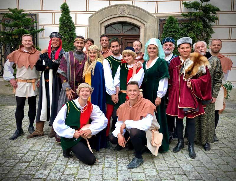 picture NOC NA KARLŠTEJNĚ, originální muzikál z Karlštejna