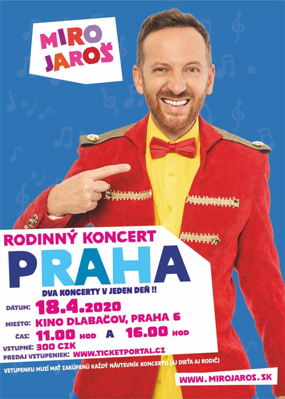 picture MIRO JAROŠ - Rodinný koncert
