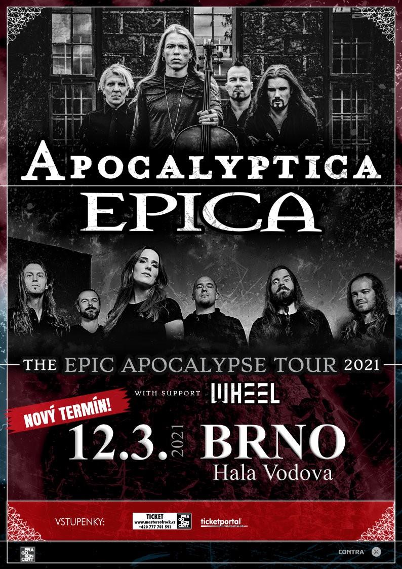 picture The Epic Apocalypse Tour 2021