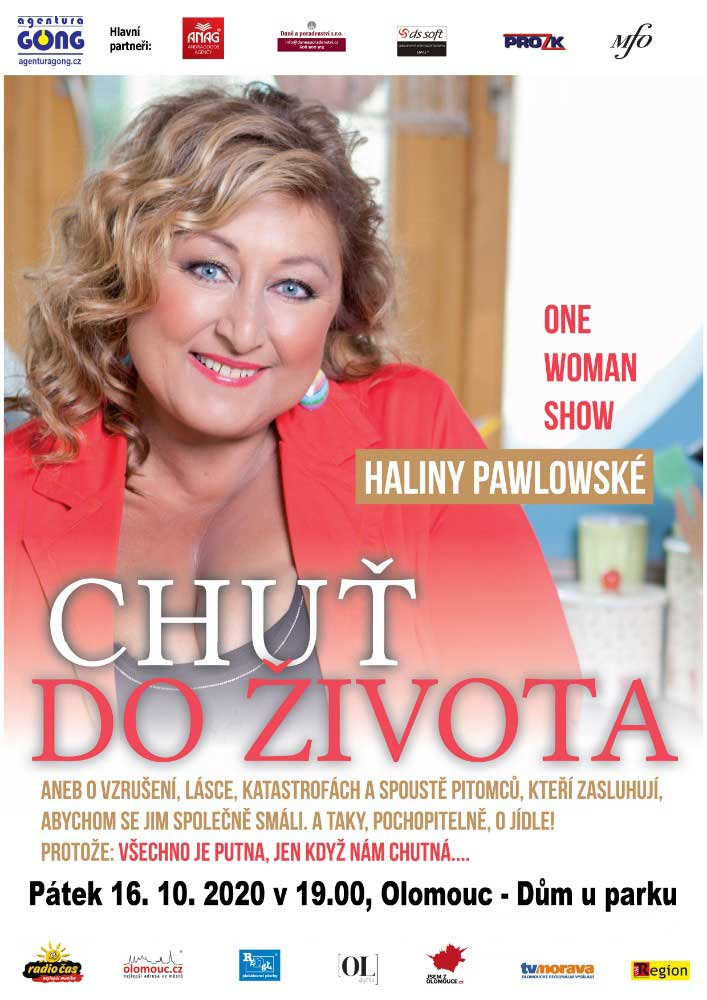 picture Halina PAWLOWSKÁ - Chuť do života