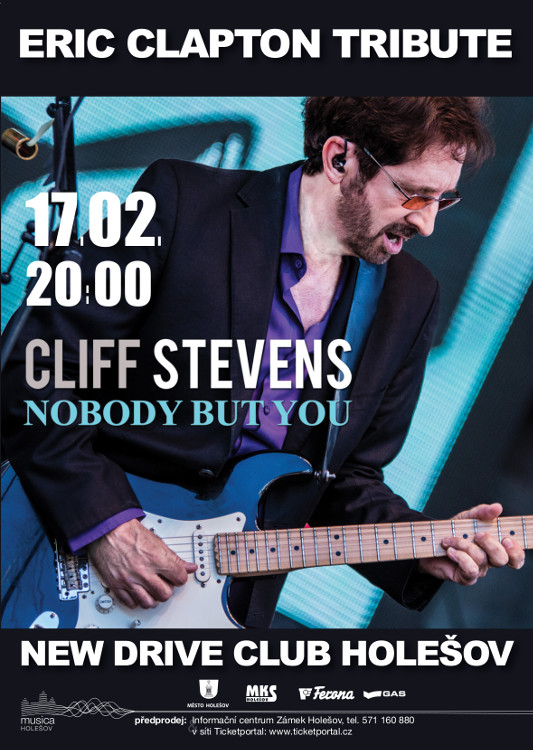 picture CLIFF STEVENS – Nobody Like You