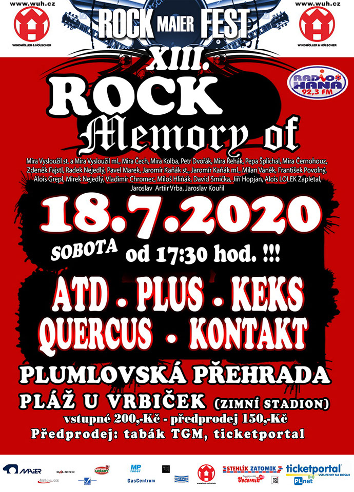 picture ROCK MEMORY XIII.