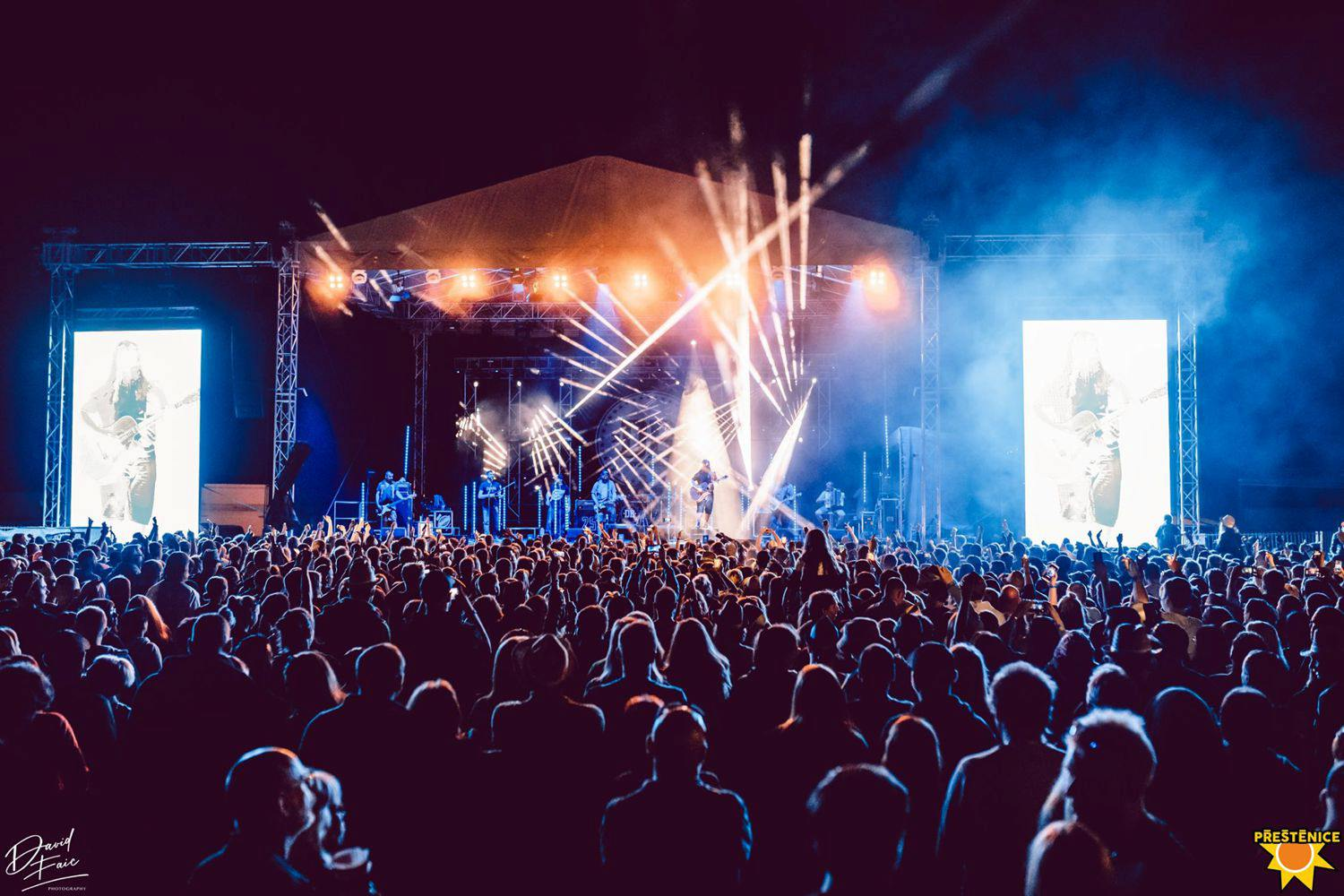 picture OPEN AIR MUSIC FEST PŘEŠTĚNICE 2020