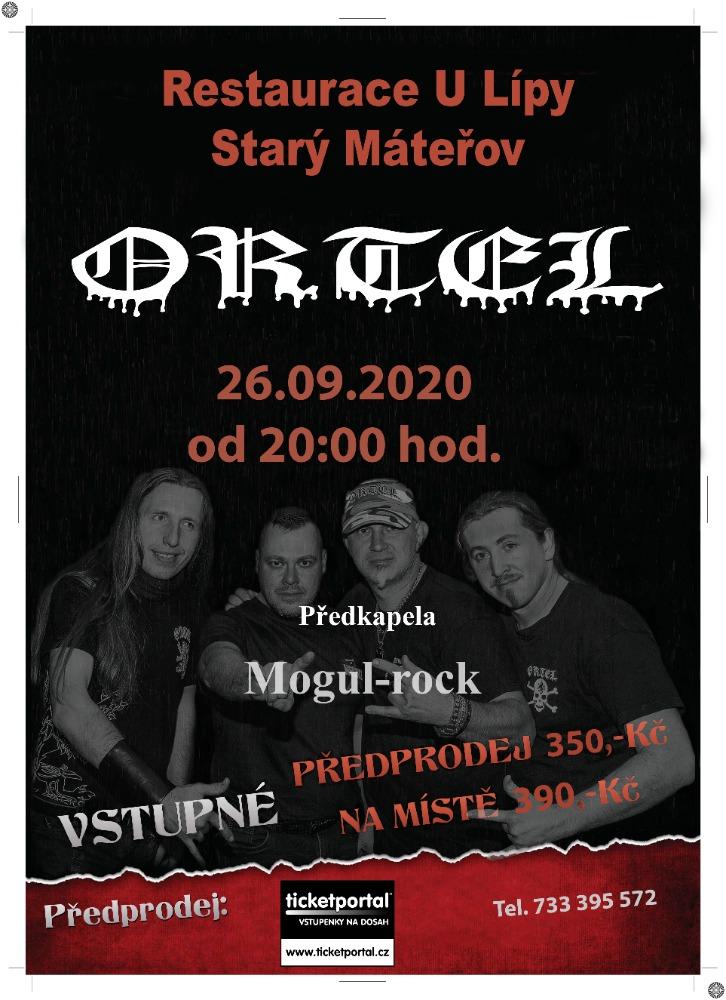 picture ORTEL / předkapela: Mogul-rock