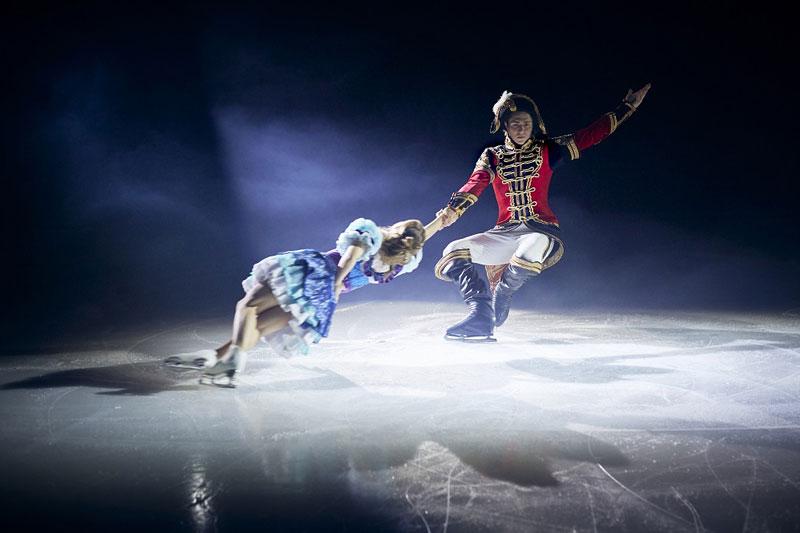 picture PRAVÝ LOUSKÁČEK - pohádkový muzikál na ledě