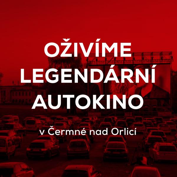picture OŽIVÍME LEGENDÁRNÍ AUTOKINO V ČERMNÉ vol. 2