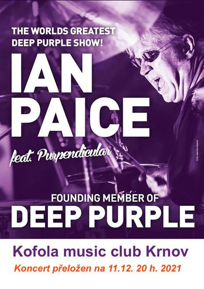 picture IAN PAICE & PURPENDICULAR