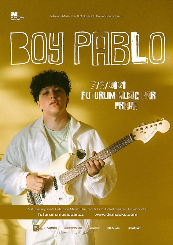 picture Boy Pablo / NO