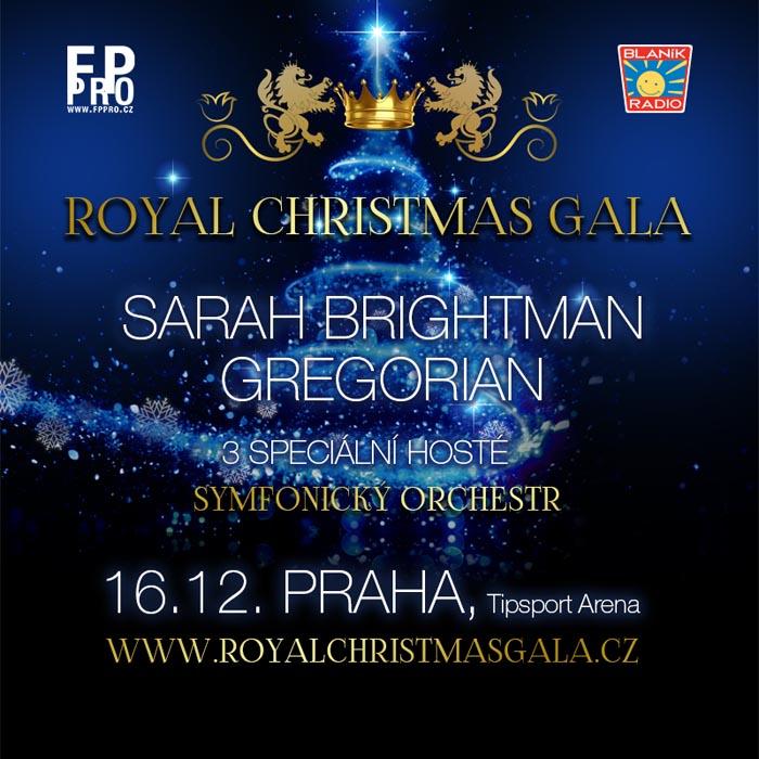 picture SARAH BRIGHTMAN + GREGORIAN – ROYAL CHRISTMAS GALA
