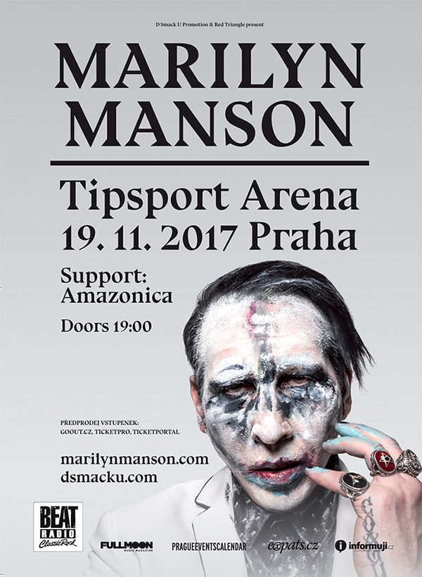 picture MARILYN MANSON / US