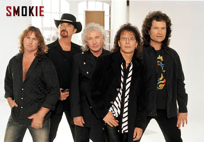 picture SMOKIE – THE SYMPHONY TOUR 2018