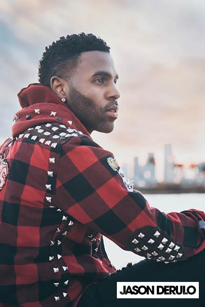 picture JASON DERULO – 2SIDES WORLD TOUR
