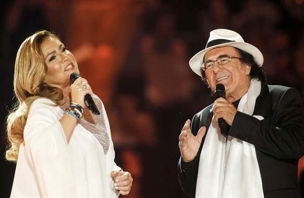 picture Al Bano & Romina Power