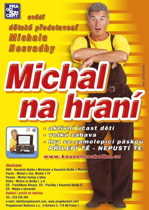 picture Michal na hraní