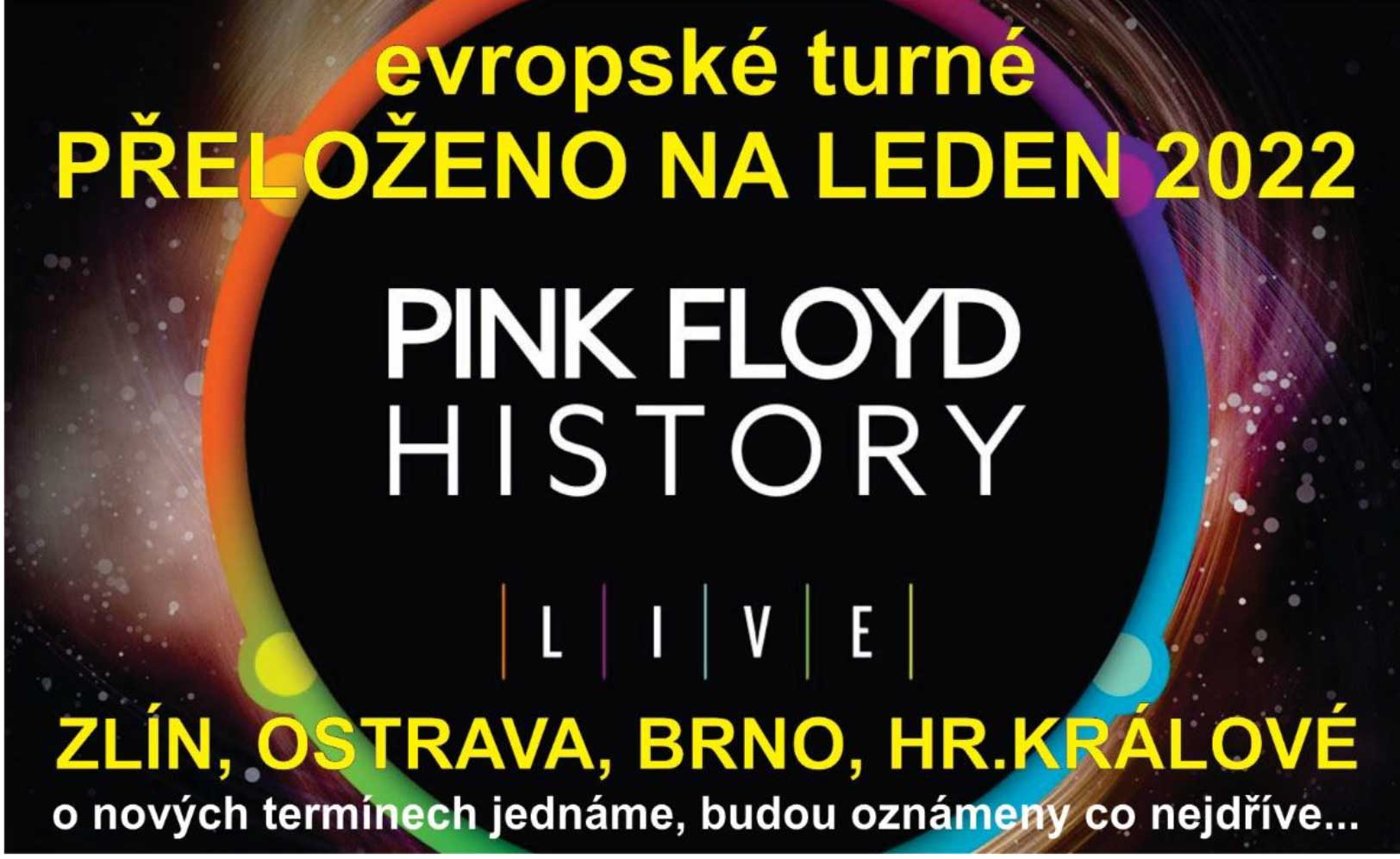 picture PINK FLOYD HISTORY TOUR 2021