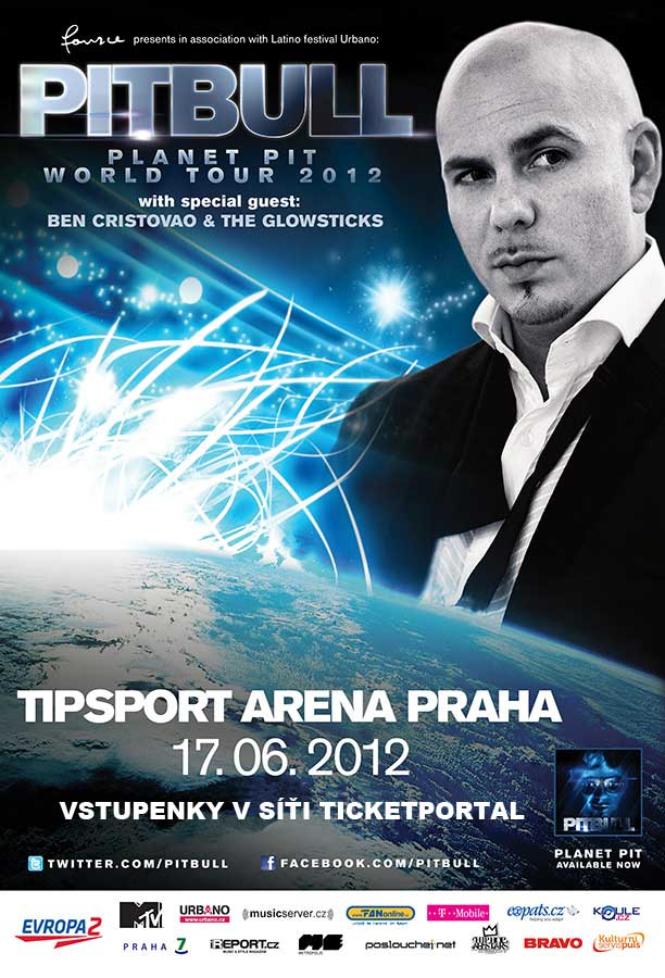 picture PITBULL: PlanetPit World Tour 2012