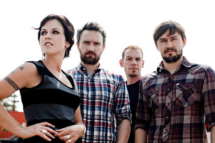 picture THE CRANBERRIES - The Roses Tour 2012