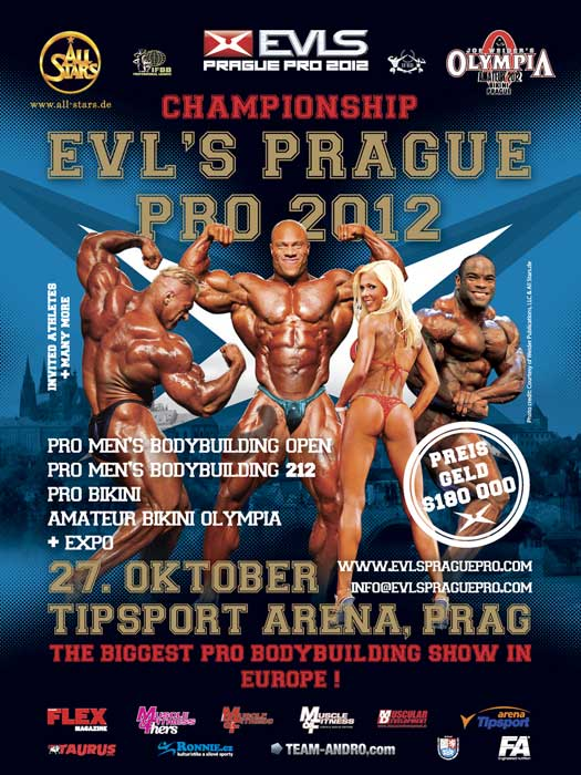 picture EVL´S PRAGUE PRO 2012 + AMATEUR BIKINI OLYMPIA
