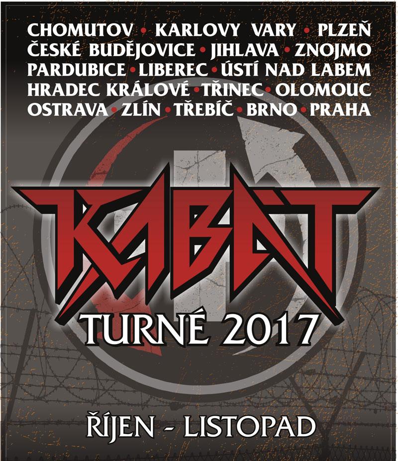 picture KABÁT Turné 2017