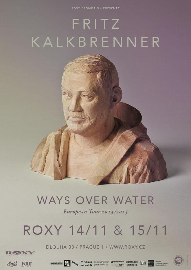 picture FRITZ KALKBRENNER - WAYS OVER WATER TOUR 2014