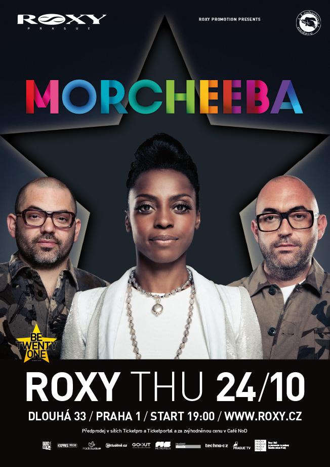 picture BE TWENTY ONE - Live: MORCHEEBA (UK)