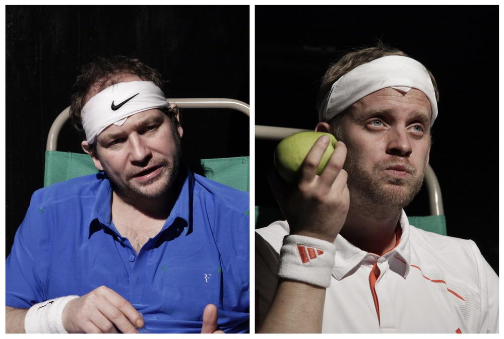 picture Federer - Nadal