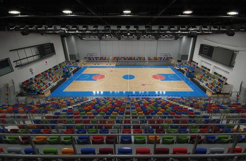 picture Sportovní hala Královka