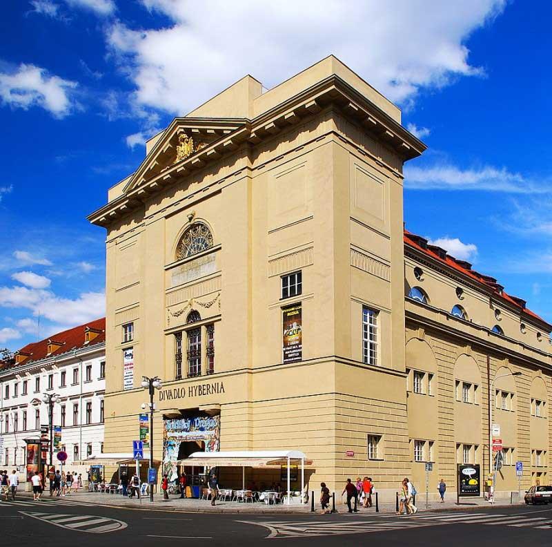 picture Divadlo Hybernia