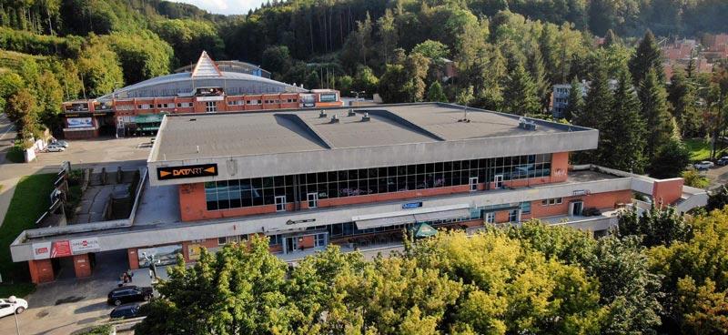 picture Sportovní hala Datart, U Zimního stadionu, Zlín