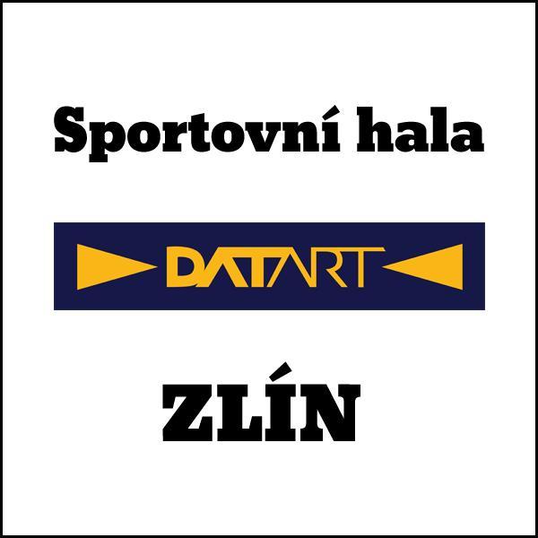Sportovní hala Datart, U Zimního stadionu, Zlín
